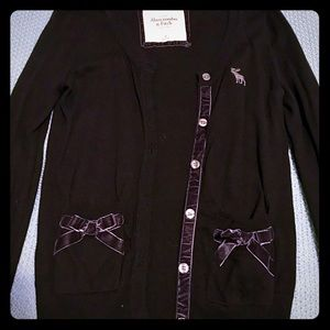 Ambercrombie and Fitch Cardigan